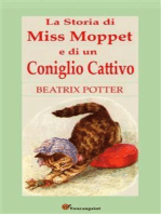 La Storia di Miss Moppet e di un Coniglio Cattivo