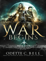 War Begins Book Four