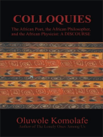 COLLOQUIES
