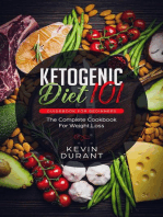 Ketogenic Diet 101 Guidebook for Beginners