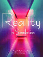 Reality To Simulation