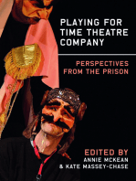 The Playing for Time Theatre Company
