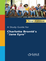 "A Study Guide (New Edition) for Charlotte Bronte's ""Jane Eyre"""