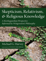 Skepticism, Relativism, and Religious Knowledge