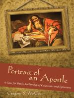 Portrait of an Apostle