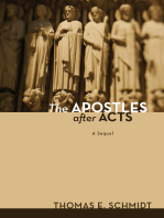 The Apostles after Acts