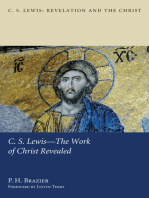 C.S. Lewis—The Work of Christ Revealed