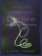 What the Heavens Declare