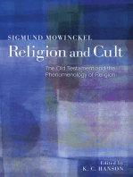 Religion and Cult
