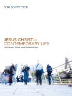 Jesus Christ for Contemporary Life