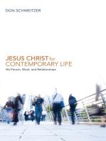 Jesus Christ for Contemporary Life
