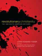 Revolutionary Christianity
