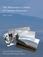 The Missionary Letters of Vincent Donovan
