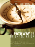 A Pathway of Interpretation