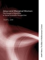 Jesus and Marginal Women