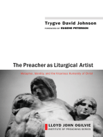 The Preacher as Liturgical Artist