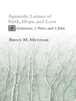 Apostolic Letters of Faith, Hope, and Love