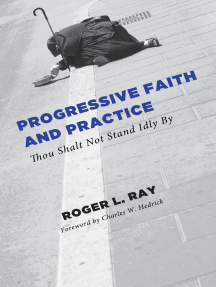 Progressive Faith and Practice: Thou Shalt Not Stand Idly By