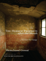 The Hebrew Prophets after the Shoah