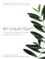 An Unjust God?