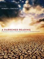 A Darkened Reading