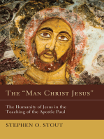 "The ""Man Christ Jesus"""