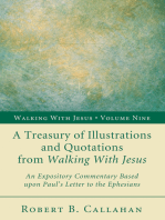 A Treasury of Illustrations and Quotations from Walking With Jesus