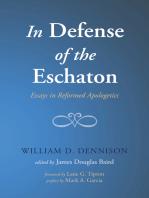 In Defense of the Eschaton