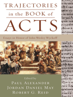 Trajectories in the Book of Acts