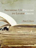 Brushing Up English to Learn Greek