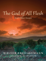 The God of All Flesh