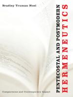 Pentecostal and Postmodern Hermeneutics