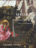 Mission in the Early Church