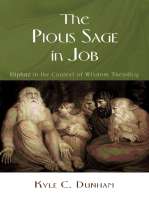 The Pious Sage in Job