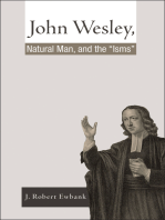 John Wesley, Natural Man, and the 'Isms'
