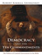 Democracy and the Ten Commandments