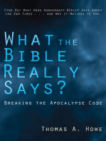 What the Bible Really Says?