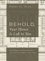 Behold, Your House Is Left to You