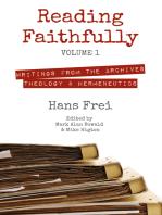 Reading Faithfully, Volume 1