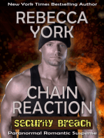 Chain Reaction (Security Breach Book 1)