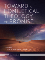 Toward a Homiletical Theology of Promise