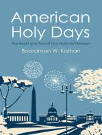 American Holy Days