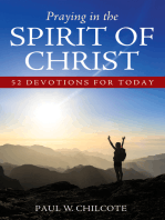 Praying in the Spirit of Christ