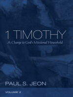 1 Timothy, Volume 2