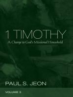 1 Timothy, Volume 3