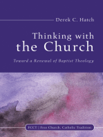 Thinking With the Church