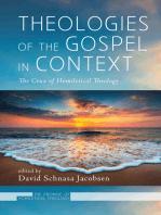 Theologies of the Gospel in Context