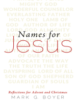 Names for Jesus