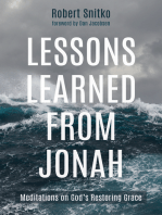 Lessons Learned from Jonah