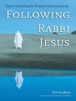 Following Rabbi Jesus